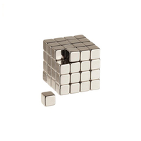Magnetic cube 216pcs rolytoy magnets building blocks