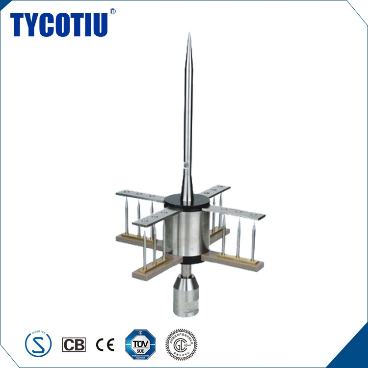TYCOTIU Online Shop China Ese Air Terminal For Lightning Rod System Lightning Conductor Surge Arrester