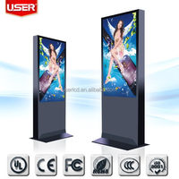 High quality new coming calendar wifi network digital signage