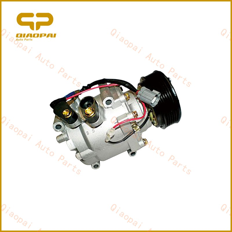 Japanese parts 12V clutch 5PK Auto AC Scroll Compressor 1 piece sample available