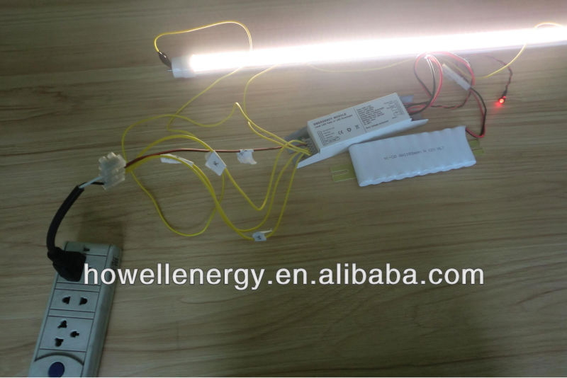 high quality emergency led driver / led emergency ballast for 3-50W led lights