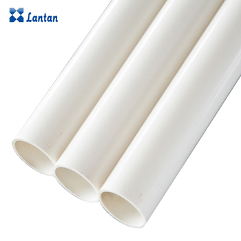 Low price upvc pipe specification with high quality for water supply