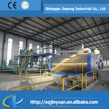 Most Popular Plastic Scrap Pyrolysis Recycle Machine with SGS ISO CE