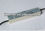 led driver output DC 12v 60w IP67,CE,RoHS, UL, TUV-GS certifaction 2years warranty