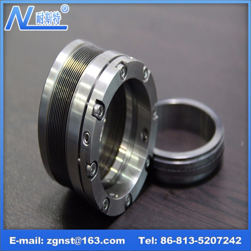 Sichuan NaiSiTe-105 series metal bellows mechanical seal with good quality