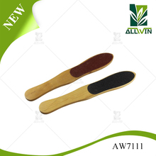 new design wooden foot file