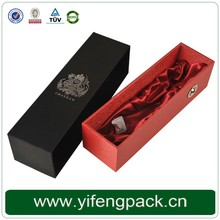 French Custom Design Leather Wine Box,Wine Gift Box