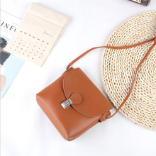 Fashion Cheap single shoulder sling bags lady cross body bag women handbag with lock catch