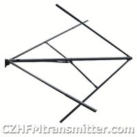 FMUSER Circularly polarized Antenna FM antenna high gain tv antena