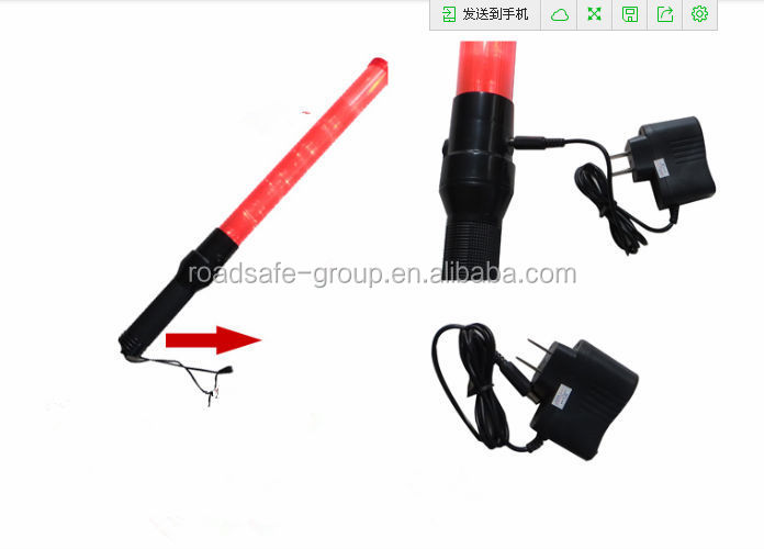 Super Bright LED Traffic baton LED Light Baton