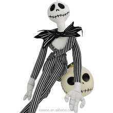 The nightmare before christmas jack skellington toy