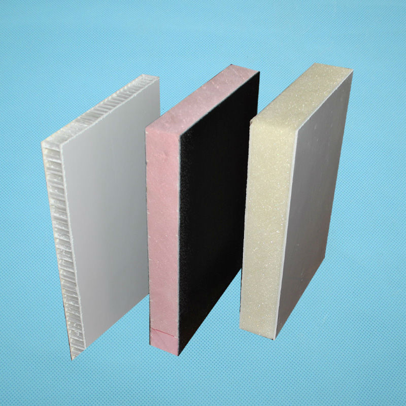 Waterproof thermal insulation sandwich wall panels for Fiberglass thermal insulation