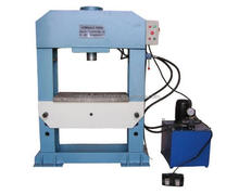 HP-30 Small Hand Press Metal Stamping Machine