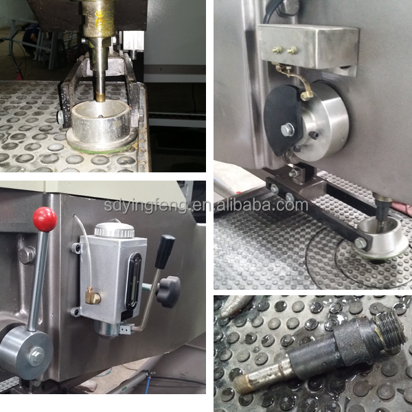 JFZK2-10 CNC Glass Double Head Horizontal Drilling Machine With High Quality