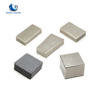 N52 block neodymium permanent magnet price with RoHs certification