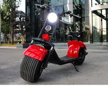 Off-road 2 wheels 1000w 1500w electric foot scooter