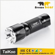 attacked head xpe zoomable hunting torch light,led torch flashlight,flash light led