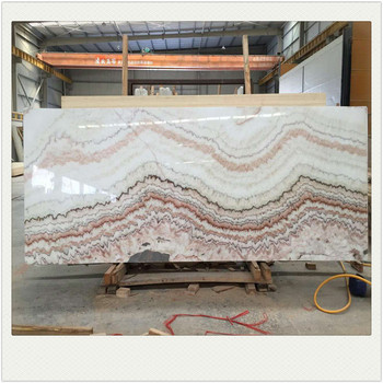 White Rainbow jade onyx marble wall tiles