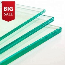 BIG SALE shandong zibo cheap clear unbreakable safety laminated building glass sheet for window door showcase etc