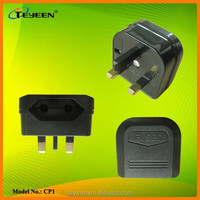 2 pin to 3 pin plug adapter CP1