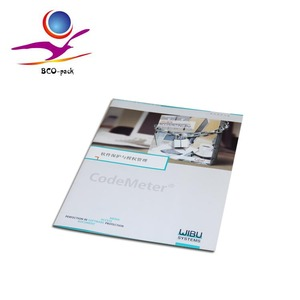 book printing professional service catalogue/brochore/magazine printing
