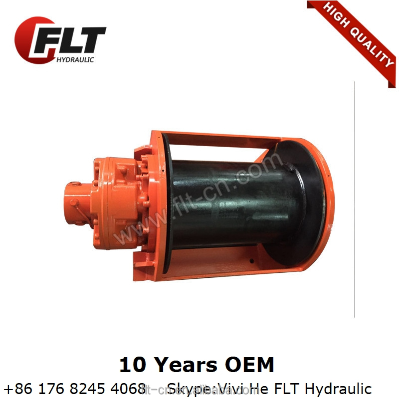 10 years OEM manufacture rope spool winch