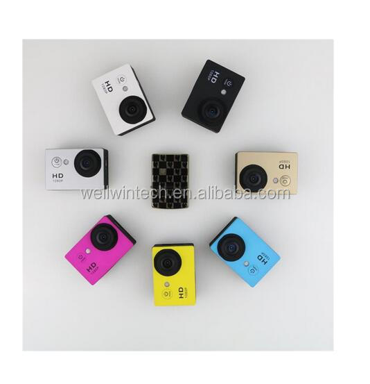 2016 hotest wifi action cam Mini Micro Sport Camera