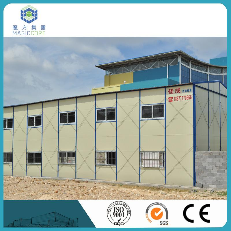 Steel structure prefab kit villa prefabricated house kit,apartment house,pre made homes