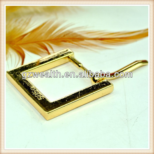 Custom belt buckle /metal buckle/overall buckle for decoration