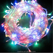 Custom Design String Led Light Christmas Led Light String Outdoor Wholesale in China