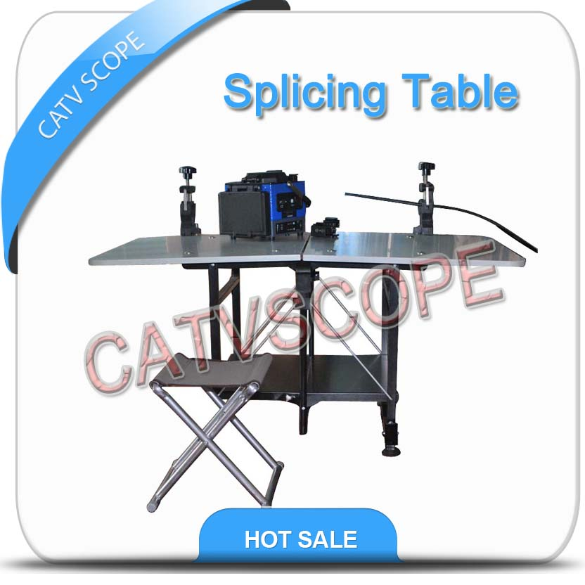 Optical Fiber Splicing table for fusion splicer