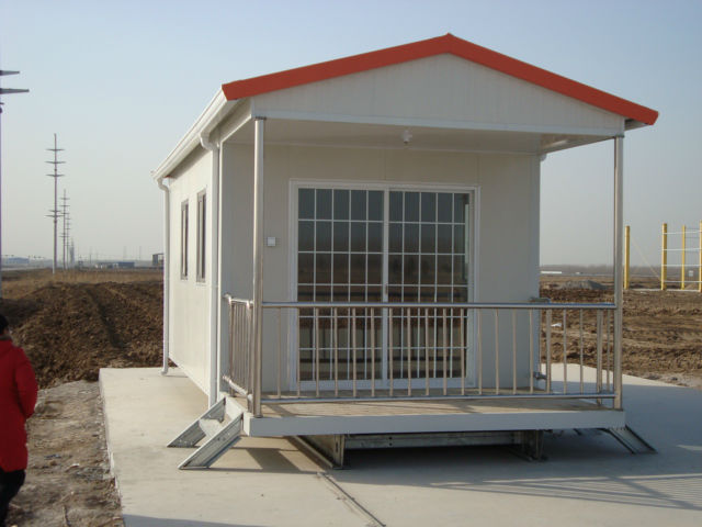 Affordable Living Home / Prefabricated House