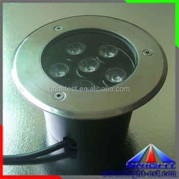 6W LED Underground Light