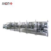 PET blood collection tube manufacturing machine