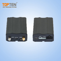 GPS Tracker TK103B with a control remote and a gasoline level sensor and a vibration sensor