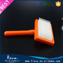 made in china tops pet products pin brush madan