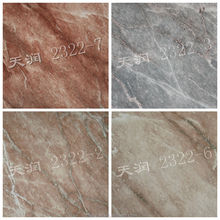Middle East glossy stone paper-based phenol-impregnated flower design High Pressure Laminate