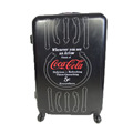 Black Customized Design ABS PC Luggage Bag Travel Trolley Luggage