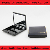 plastic compact powder case professional