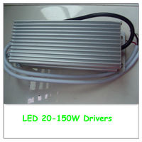80-125v 300-350ma 45W constant current waterproof electronic led driver