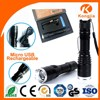 Ultra Bright XML T6 Led Aluminium Zoomable Rechargeable Torch Led Flashlight 20000 Lumens