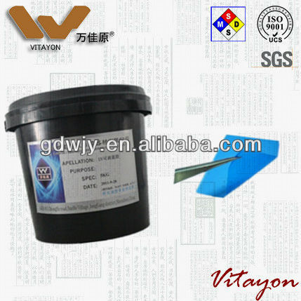UV peelable paint(UV peelable ink) for ITO glass, glass,tempered glass