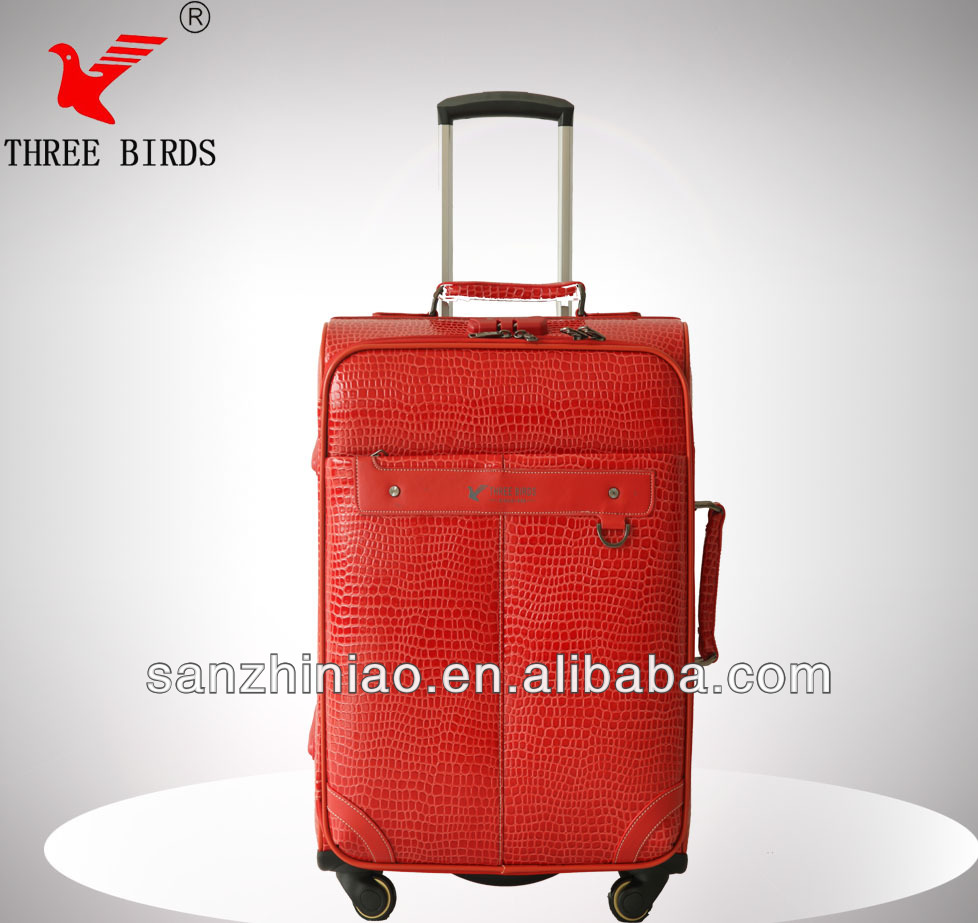New Hard Case Trolley Bags And Luggages/cute carry on luggage