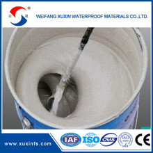 white color silicone polymer roof coatings