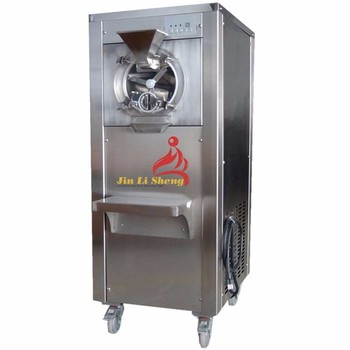 CE certified Hot sale commercial sorbet italian gelato making ice cream batch freezer gelato hard ice cream machine price