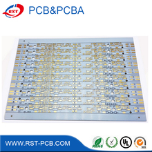 Customized Led Driver Light Bar Lcd Controller Aluminum Display Board Smd Rgb Panel High Power Led Pcb