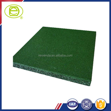 heat resistant rubber floor tile outdoor cheap rubber flooring for horse stable use
