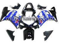 cheap motorcycle Fairing For Suzuki GSXR 600 GSX R750 01-03 K1 fairing ABS Scooter Frame Fairing Kit 2002 gsxr600