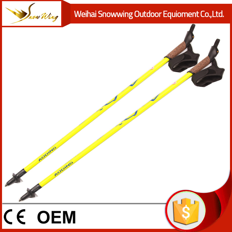 2016 Latest design outdoor sports decorating a walking stick