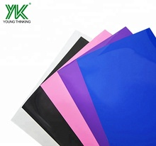 YK t shirt vinyl rolls 49 Colors 10 <strong>x10</strong> inch for DIY T-Shirts &amp; Fabrics